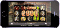 steam tower mobile slot