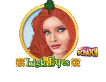 irish eyes scratchcard