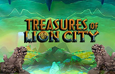 Treasures of Lion City Slot